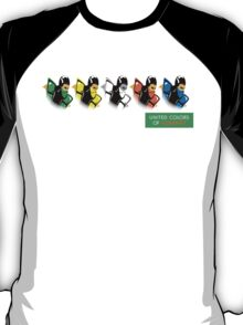 United colors of Kombat T-Shirt