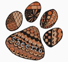 Sheerio Paw by cyberbabe