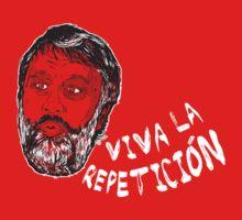 Slavoj Zizek : Viva la Repeticion !  by petitnicolas