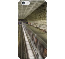 Smithsonian Metro Station iPhone Case/Skin