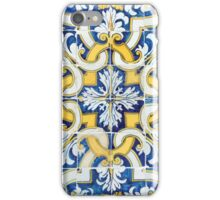 Portuguese Tiles iPhone Case/Skin