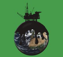 Oil Spill by Packrat