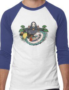 Spirit World Men's Baseball ¾ T-Shirt