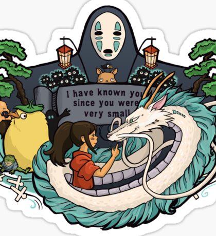 Spirit World Sticker