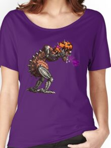 Super Metroid - Mother Brain Women's Relaxed Fit T-Shirt