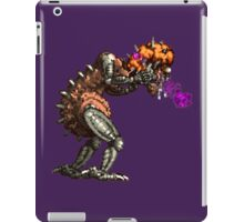 Super Metroid - Mother Brain iPad Case/Skin