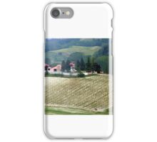 Working the Grapes iPhone Case/Skin