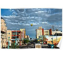 Downtown Albuquerque Poster