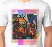 ARTizFACTS PROMOTIONAL Unisex T-Shirt
