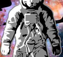 Cat Astronaut Sticker