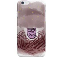 Good Night Owl iPhone Case/Skin