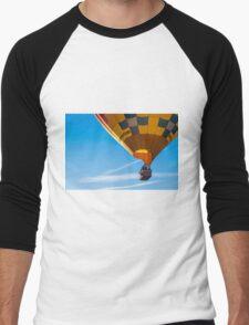 Balloon Fun Men's Baseball ¾ T-Shirt