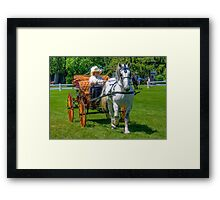 Carriage Classics Framed Print