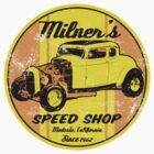 Milner&#x27;s Speed Shop by superiorgraphix