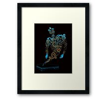 Tattoo Ghost's Ink Memories Framed Print