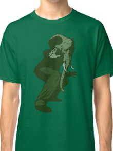 Just Some Green Guy With An Elephant Head Classic T-Shirt