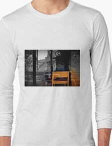...That Mirror In The Window Long Sleeve T-Shirt