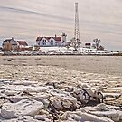 Eastern Point Light on a Winter's day by TonyCrehan