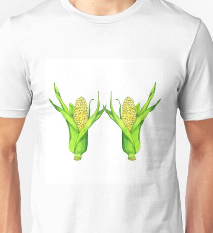Two Ears of Corn Unisex T-Shirt