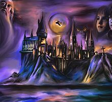 The Magic castle  I by andy551