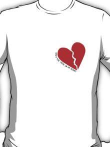 Tear In My Heart T-Shirt