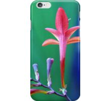 Floral Poetry iPhone Case/Skin