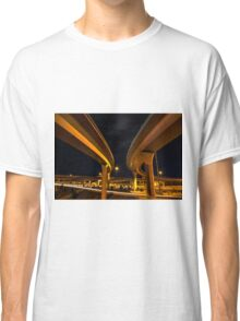 Two Lanes Classic T-Shirt