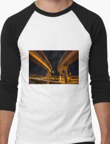 Two Lanes Men's Baseball ¾ T-Shirt