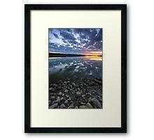 """Rocky Tamar"" Framed Print"
