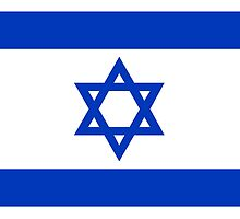 National flag of the State of Israel - high quality authentic file by Bruiserstang