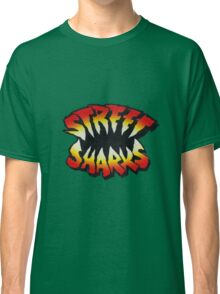 Street Sharks Large Classic T-Shirt