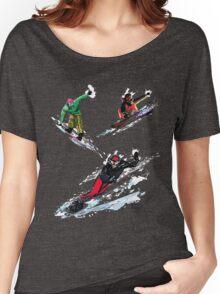 Air dance - Snowboard Women's Relaxed Fit T-Shirt