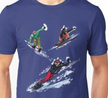 Air dance - Snowboard Unisex T-Shirt