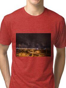 Highway Light Tri-blend T-Shirt