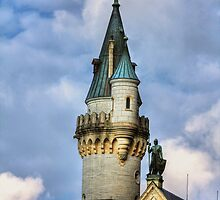 CASTLE NEUSCHWANSTEIN by MIGHTY TEMPLE IMAGES