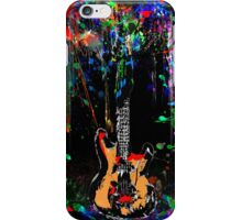guitar.... iPhone Case/Skin