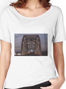 Moon Bridge Women's Relaxed Fit T-Shirt