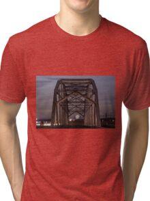 Moon Bridge Tri-blend T-Shirt