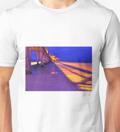 Fishing Pier Unisex T-Shirt