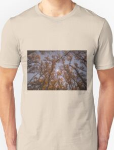 Fall Moon Unisex T-Shirt