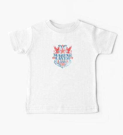 Gay Marine t shirt Baby Tee