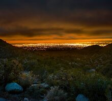 Valley of Lights by IOBurque