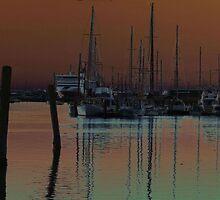 Ships Ahoy by Elaine Short