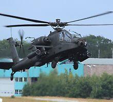 AH-64 Apache by DutchLumix