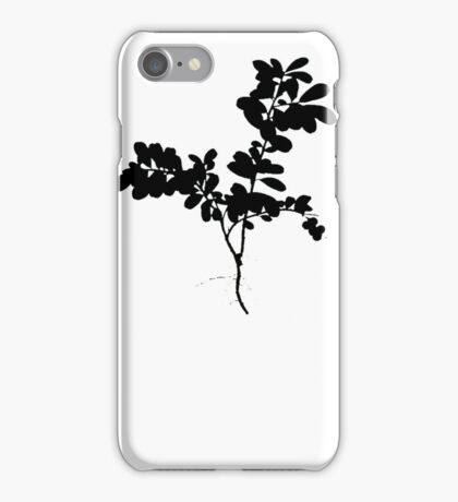 Foxberry Brush iPhone Case/Skin