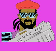 Major Lazer by gotzeke