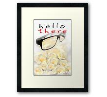 Hello There © Vicki Ferrari Framed Print