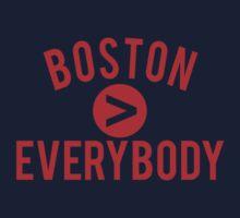 Boston > Everybody - Pats by jephrey88