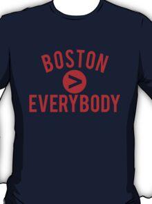 Boston > Everybody - Pats T-Shirt