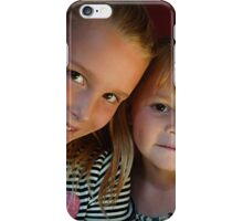 Youngest Grands iPhone Case/Skin